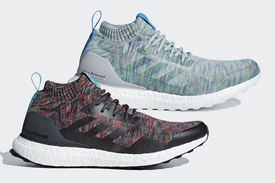 "c8c2dbe2b2e adidas Originals has a few new ""Multicolor"" colorways of the Ultra Boost  Mid scheduled to release during the fall season. Ahead of both the ""Black""  and "" ..."
