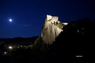 Il forte di notte (Ph. L. Ciucci)