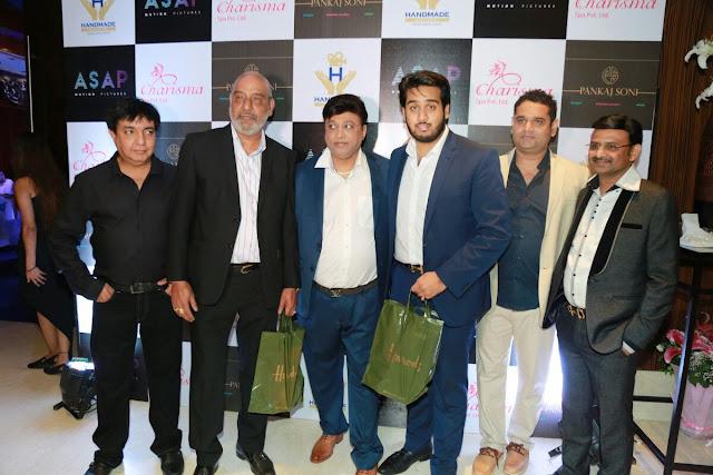 Sanjay Makhija, Gavrav Thakkar ,Manik Soni, Mr. Thakkar Ishaan Dutta &  Sandeep Jain