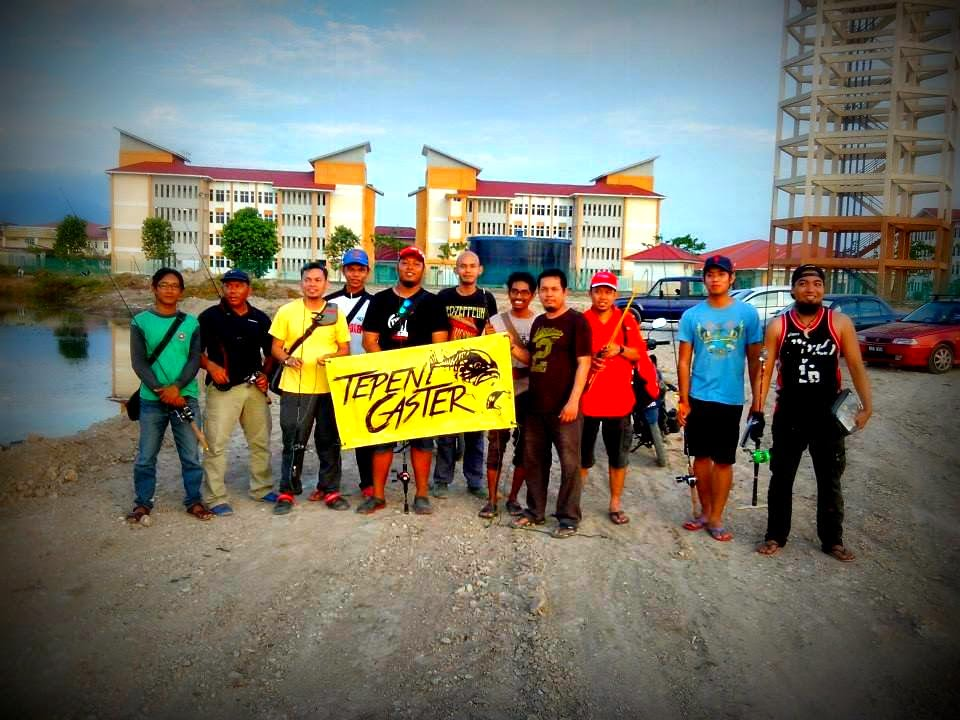 Casting Di Lombong Boya Taiping