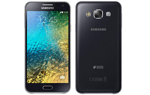 Spesifikasi dan Harga Samsung Galaxy E5