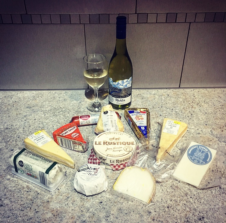Key essentials for nailing a cheese and wine night