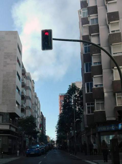 Incendio calle León y Castillo, Las Palmas de Gran Canaria