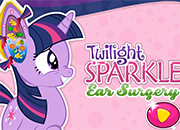Twilight Sparkle Ear Surgery juego