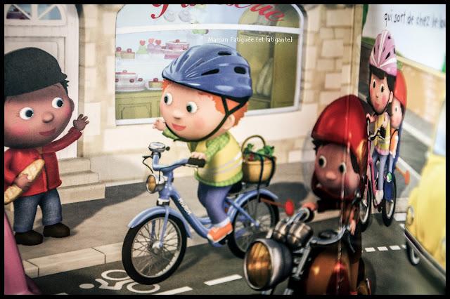 le vélo de mattéo
