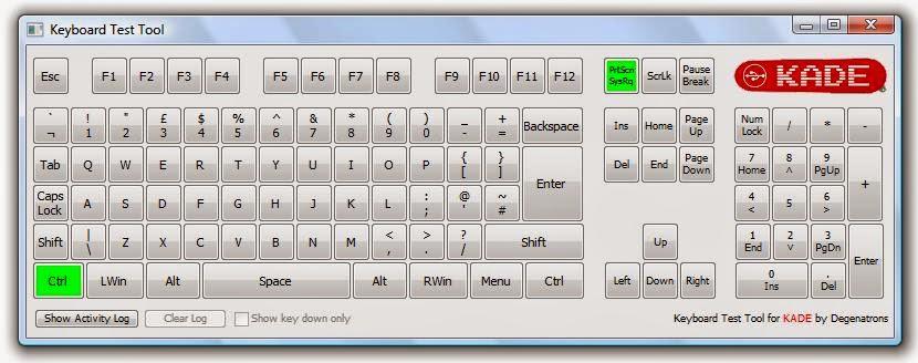 تحميل لوحة مفاتيح عربي وانجليزي للكمبيوتر