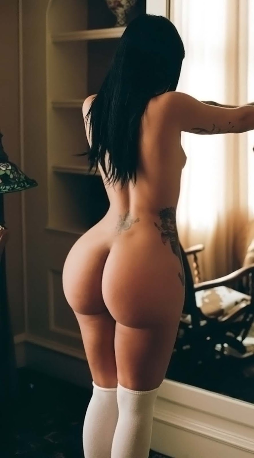 Free big black booty shake pics reaching inside his cock and stroked the hair around it with