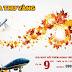 Khuyến Mãi Mùa Thu Vàng 2018 giá khứ hồi từ 9 USD bay Quốc Tế