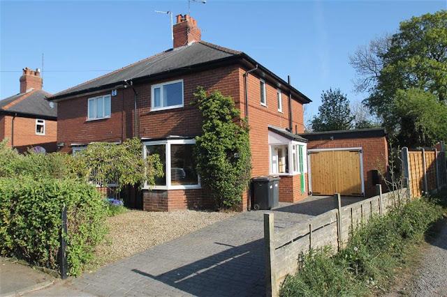 Harrogate Property News - 3 bed semi-detached house for sale St Johns Road, Harrogate, North Yorkshire HG1