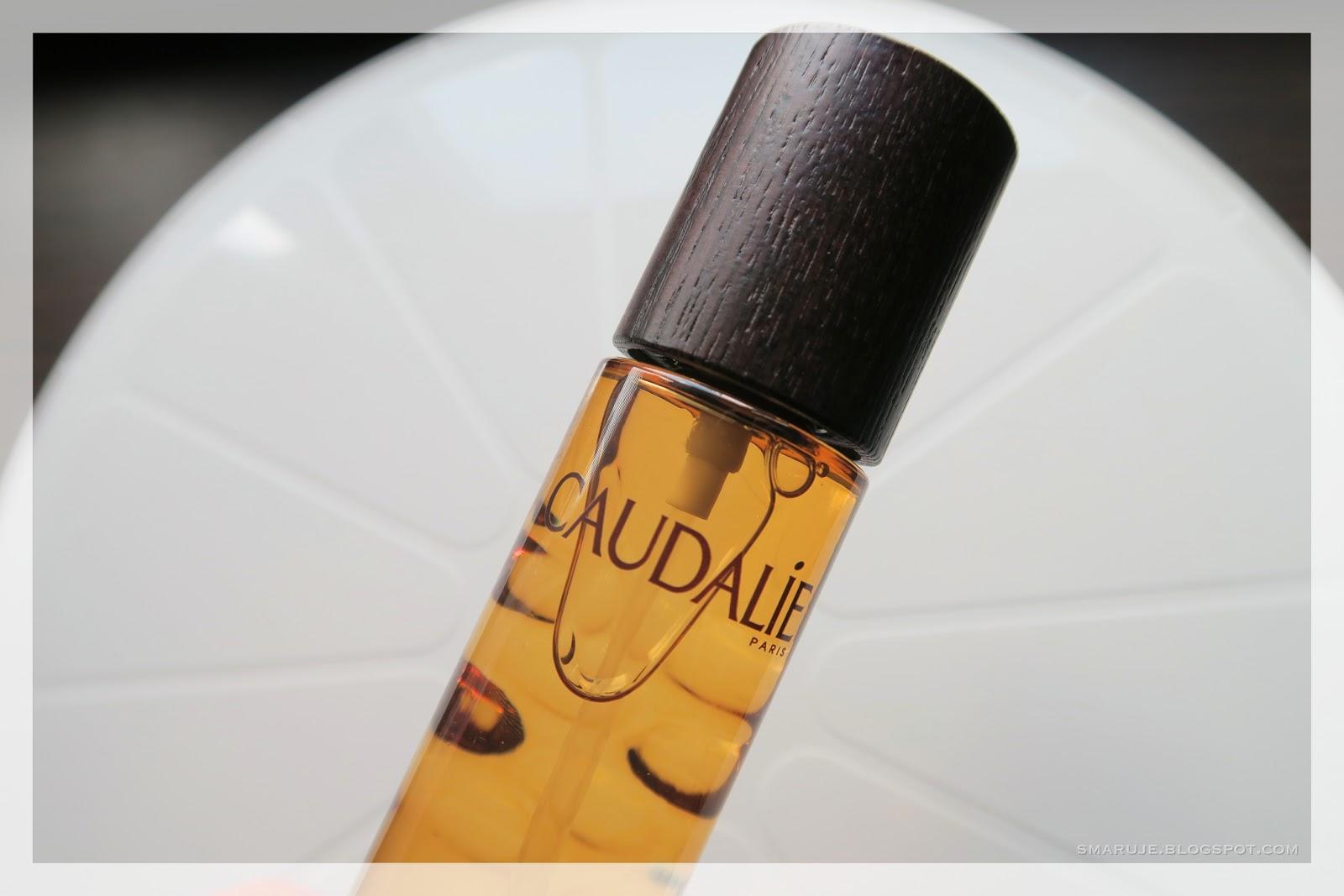 Aaaaaby przetrwać do wiosny: Caudalie –Divine Oil –olejek do ciała, twarzy i włosów