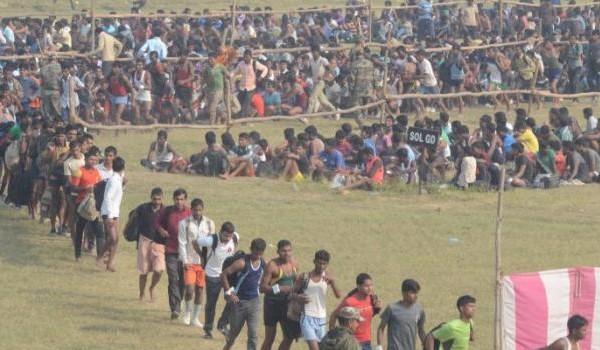 Shahid Bhagat Singh Nagar  Army Rally, Indian Army Rally, Open Bharti Rally