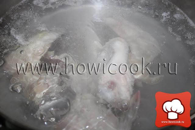 рецепт Щавельного супа пошаговые фото