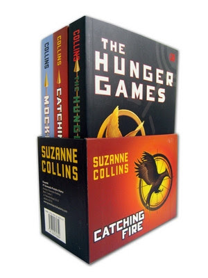 Free Download Ebook Trilogy The Hunger Games - Suzanne Collins
