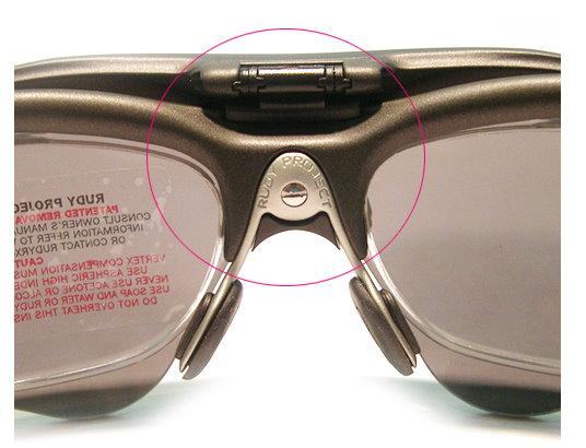 精明眼鏡公司: Rudy EXCEPTION 運動眼鏡 太陽鏡集於一身