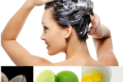 Cara Meluruskan Rambut Panjang Dengan Menggunakan Bahan-Bahan Alami