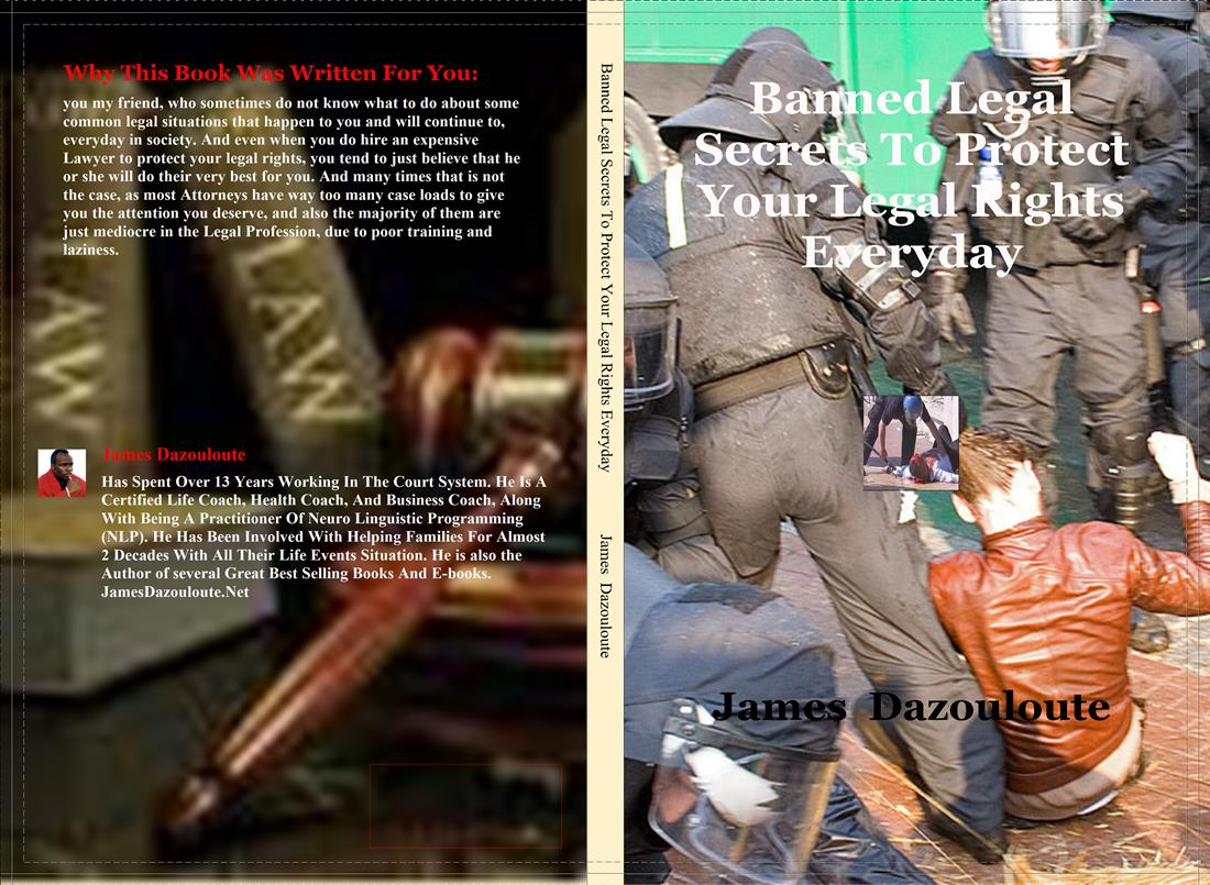 BOOK - Banned Legal Secrets To Protect Your Legal Rights Everyday