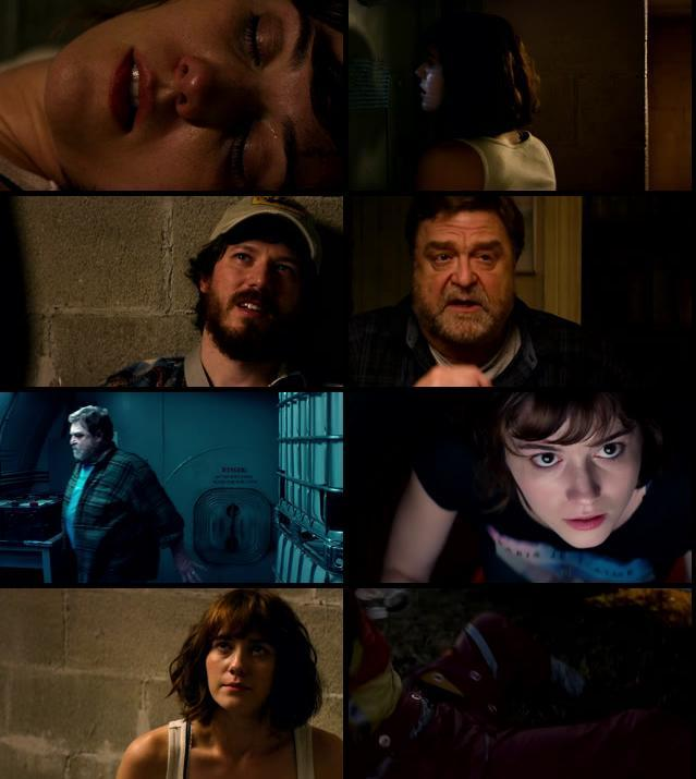 10 Cloverfield Lane 2016 Dual Audio Hindi 480p BluRay