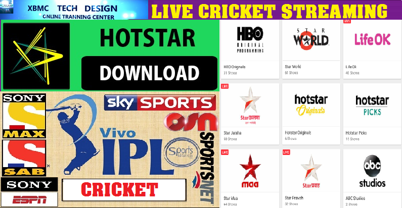 Download HotStar Live(Pro) IPTV Apk For Android Streaming Live Cricket ,Movies, Sports on Android      Quick HotStar Live Tv(Pro)IPTV Android Apk Watch Premium Cable Live Cricket Channel on Android