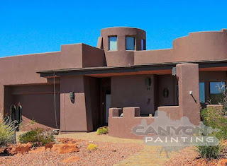 Canyon Painting can renew your home or business in Sedona with expert painting services.