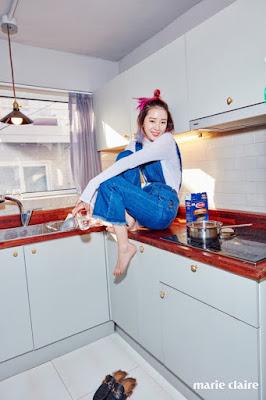 Irene Kim February 2016 Marie Claire