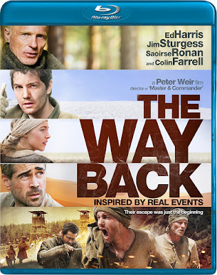 The Way Back 2010 Dual Audio BRRip 480p 400Mb x264