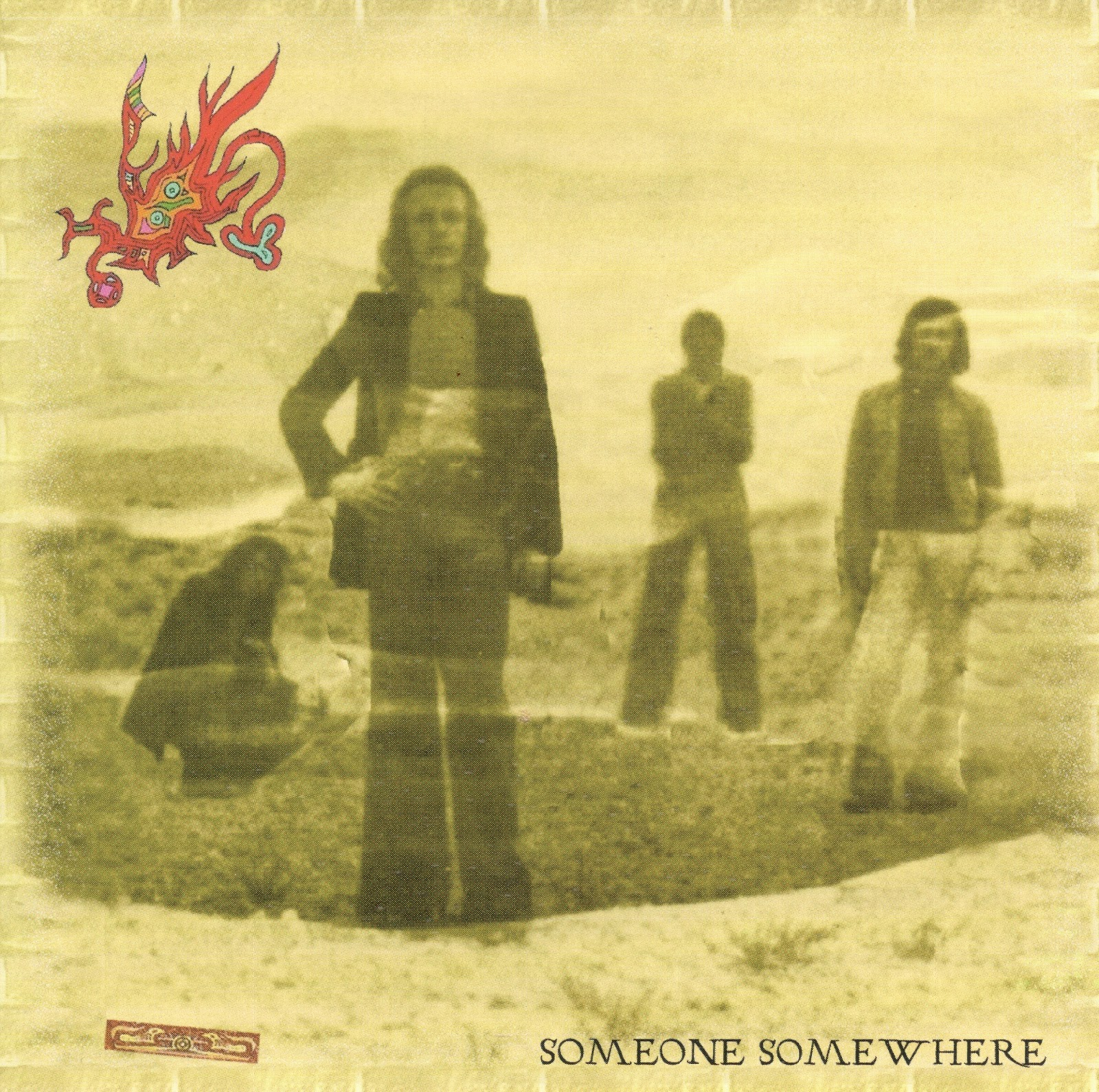 Acanthe - Someone Somewhere (1973 french, great classic