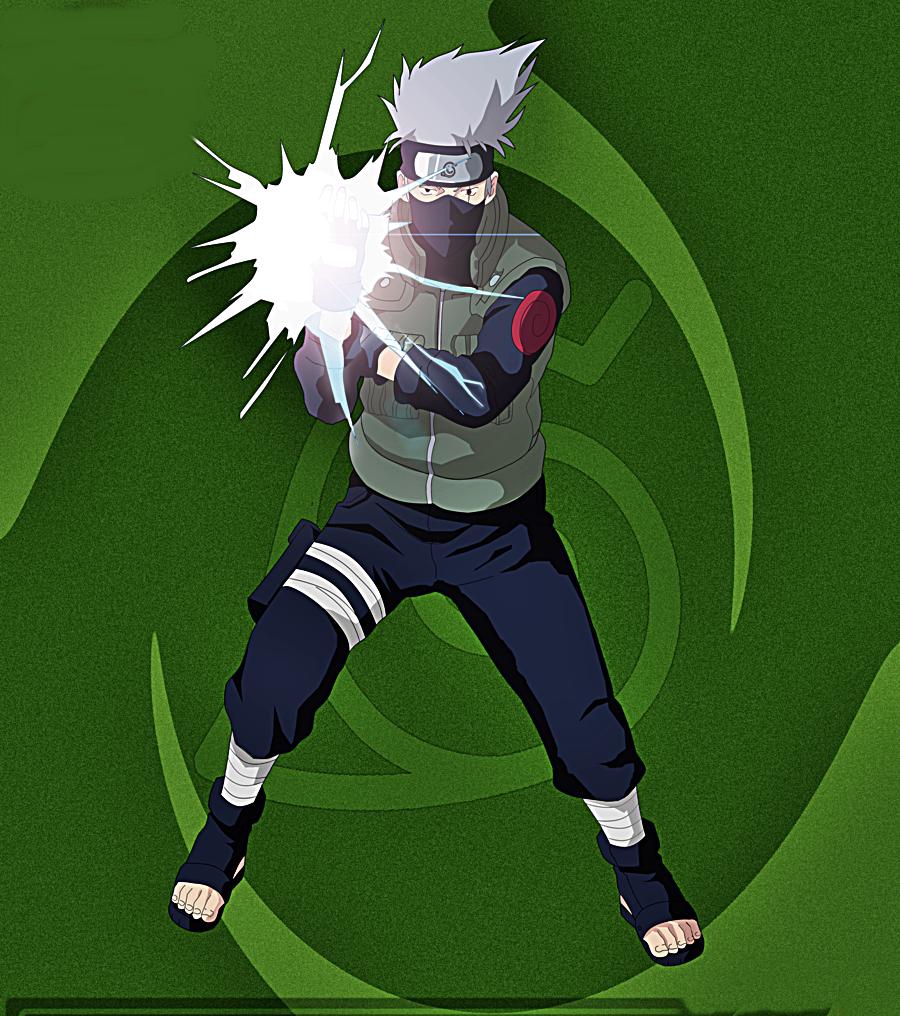 Imagenes de Naruto Shippuden : Kakashi Hatake