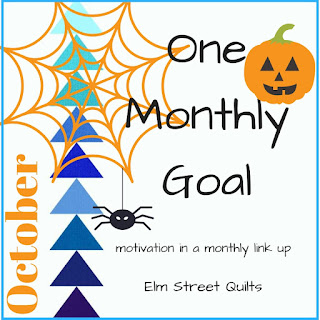 October OMG finish link-up is open!