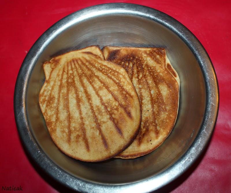 Pancakes et gaufres de Marlette