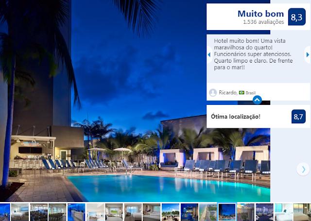 Hotel Sonesta em Fort Lauderdale: piscina