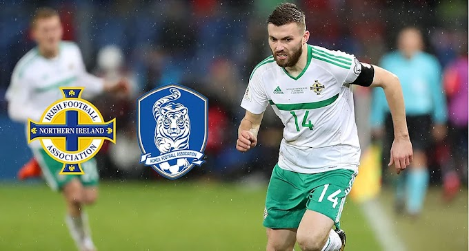 Northern Ireland to host South Korea in March friendly