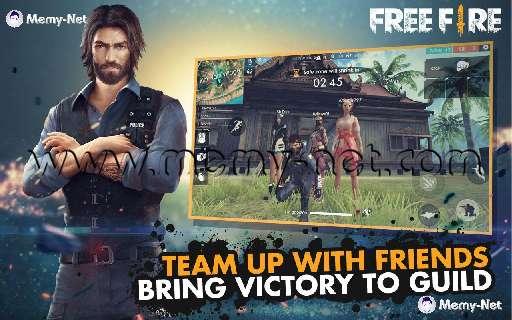 تحميل لعبة فري فاير Free Fire كاملة برابط مباشر