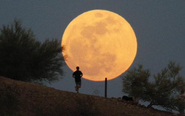 Tak Perlu Takut, BMKG Persilahkan Masyarakat Lihat Fenomena Langka Supermoon