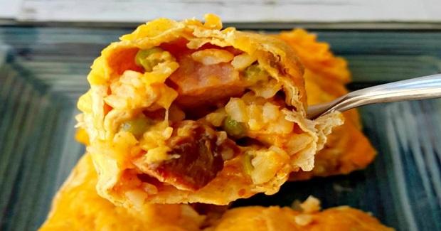 Ham And Cheese Enchiladas Recipe