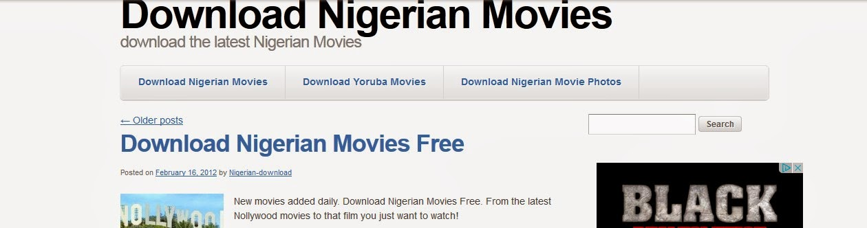 best 7 sites to download latest nollywood movies on your device 2017