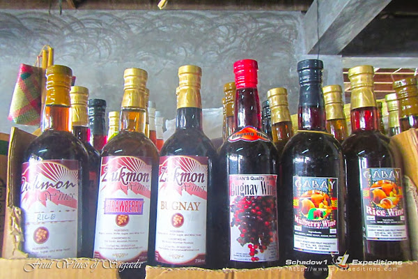 Fruit Wine - Sagada - Schadow1 Expeditions