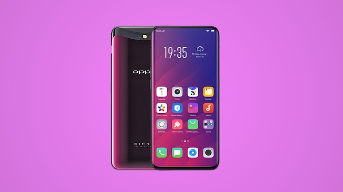 Purported OPPO Find X2 appears in new render to flaunt design