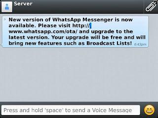 www.whatsapp downloading new version