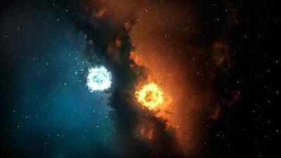 Asm cattura primi atomi di antimateria cosmica