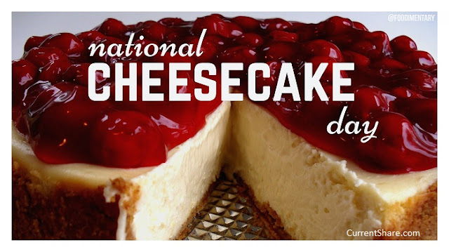 National Raspberry Cream Pie Day