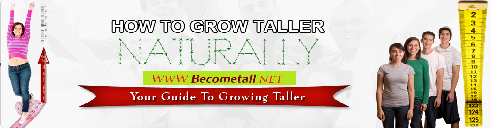 Grow Taller at Any Age