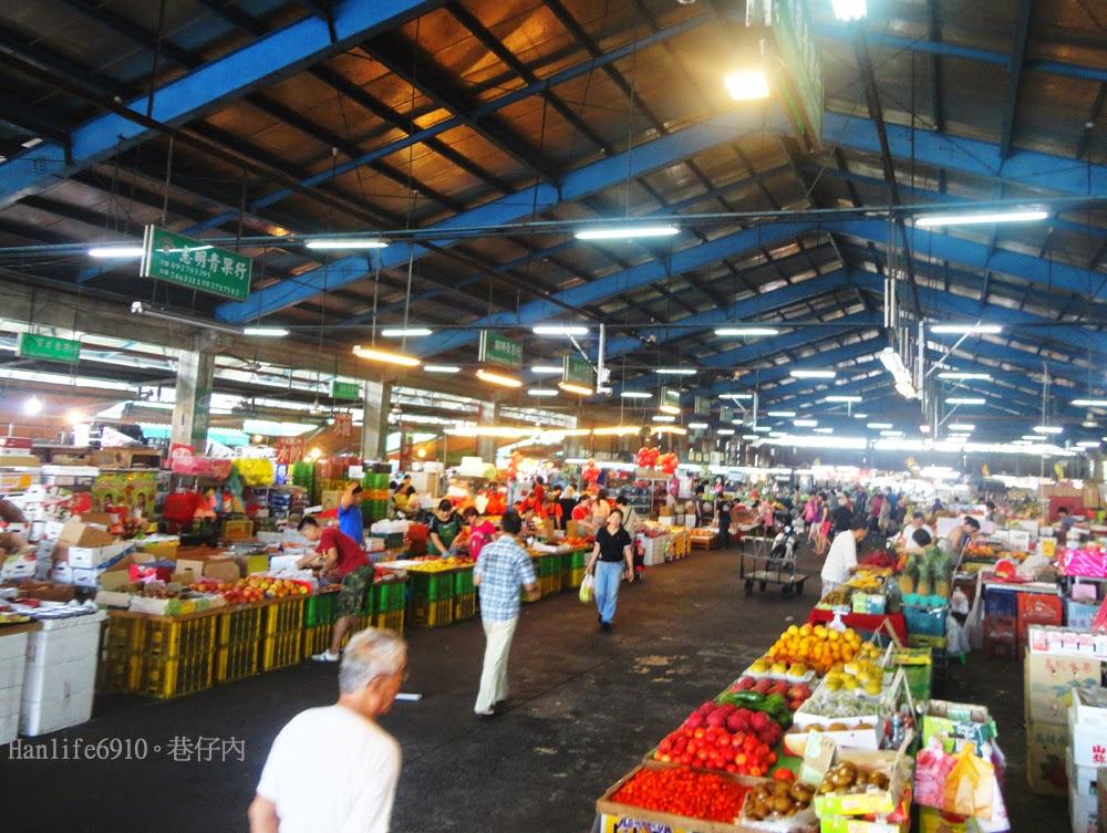 hanlife6910 。巷仔內。臺南-老房子-攝影: 臺南市綜合農產品批發市場