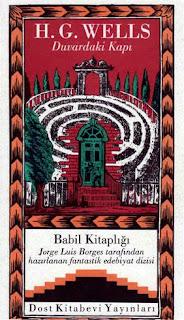 Babil Kitaplığı 07 - H.G. Wells - Duvardaki Kapı