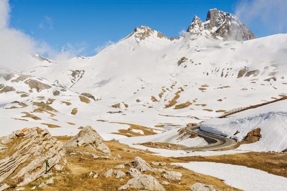 Alto del Portalet, Pic Du Midi D'Ossau (2.884 m.)
