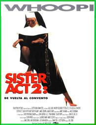 Sister Act 2 (Cambio de hábito 2) (1993) | DVDRip Latino HD Mega 1 Link