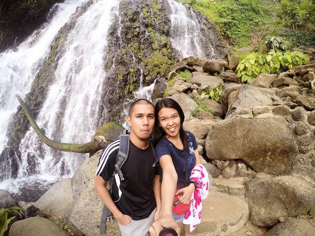 Mimbalut Falls, Iligan City