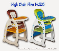 High Chair Pliko HC505