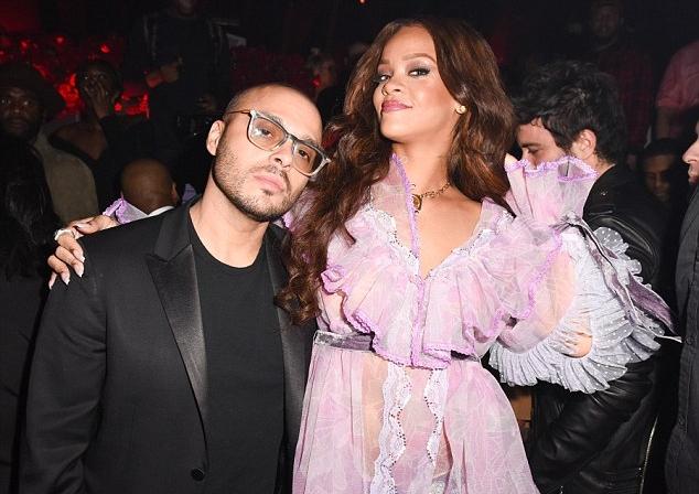 2017-02-12 リアーナ(Rihanna)