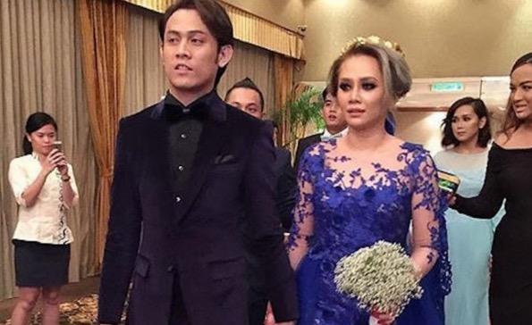 Sekitar majlis perkahwinan Akim dan Stacy