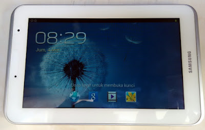 Flashing Samsung Galaxy Tab 2 P3110 Jellybean 4.1..2